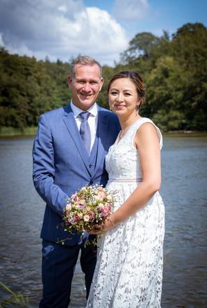 Bryllup på Skjoldnæsholm -  fotograf