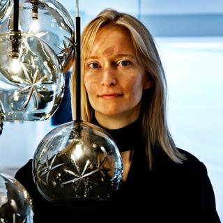 Portræt lampedesigner