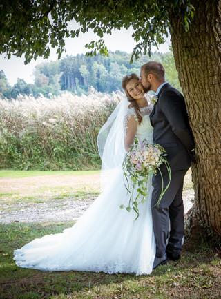 Romantik under træet