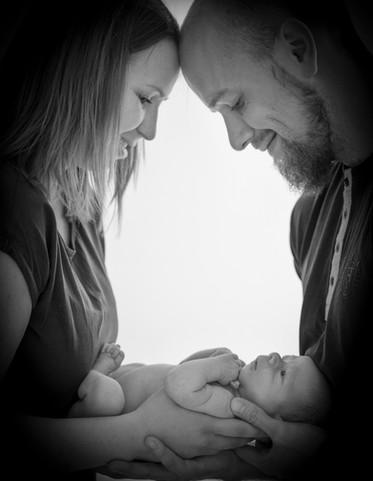 FAMILIE I HASLEV