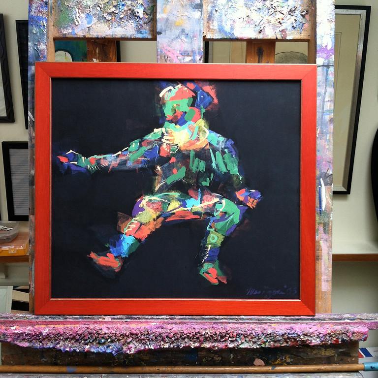 Paintings by Armand Merizon