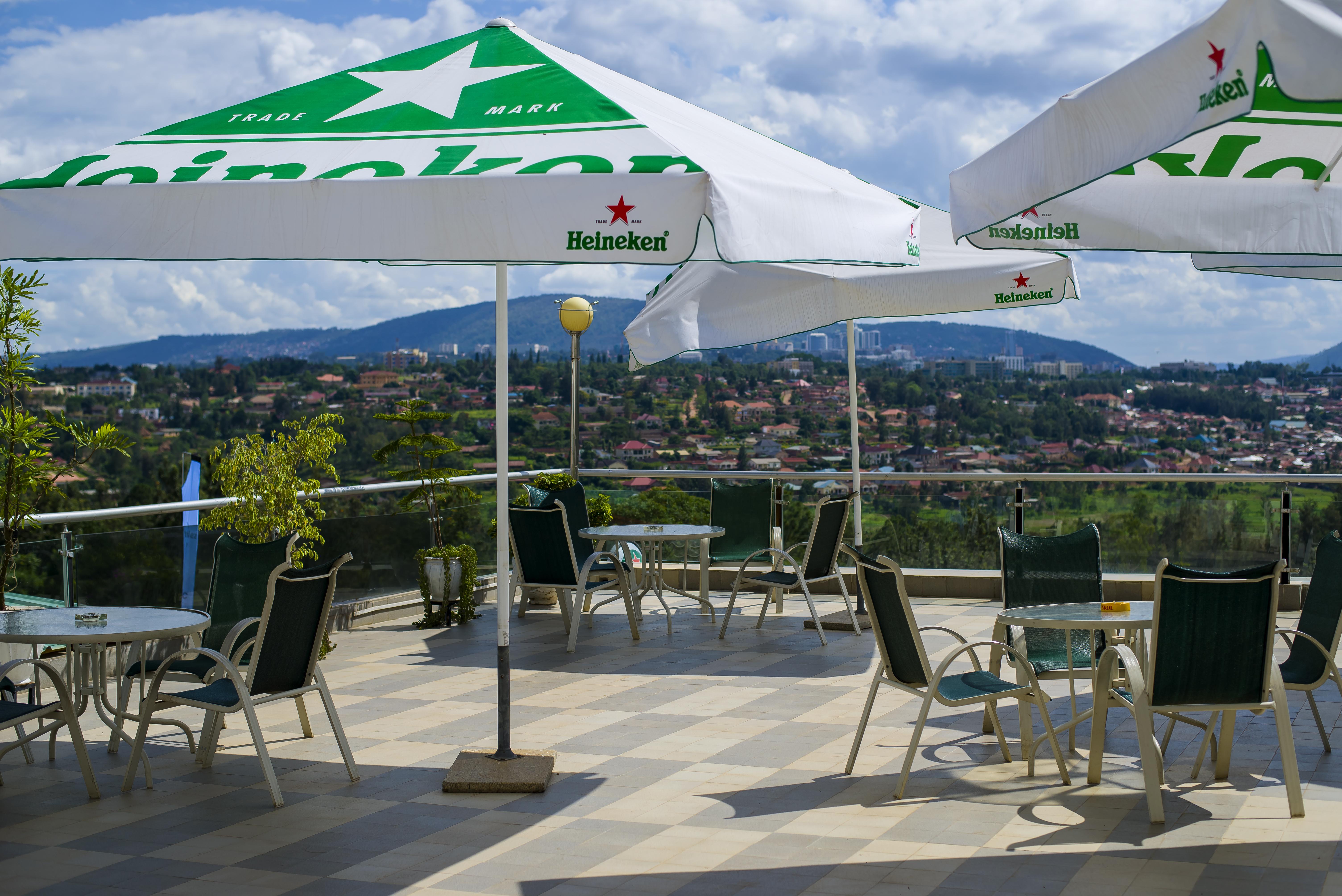 Billionaires Club and Bar | The Manor Hotel Kigali Rwanda