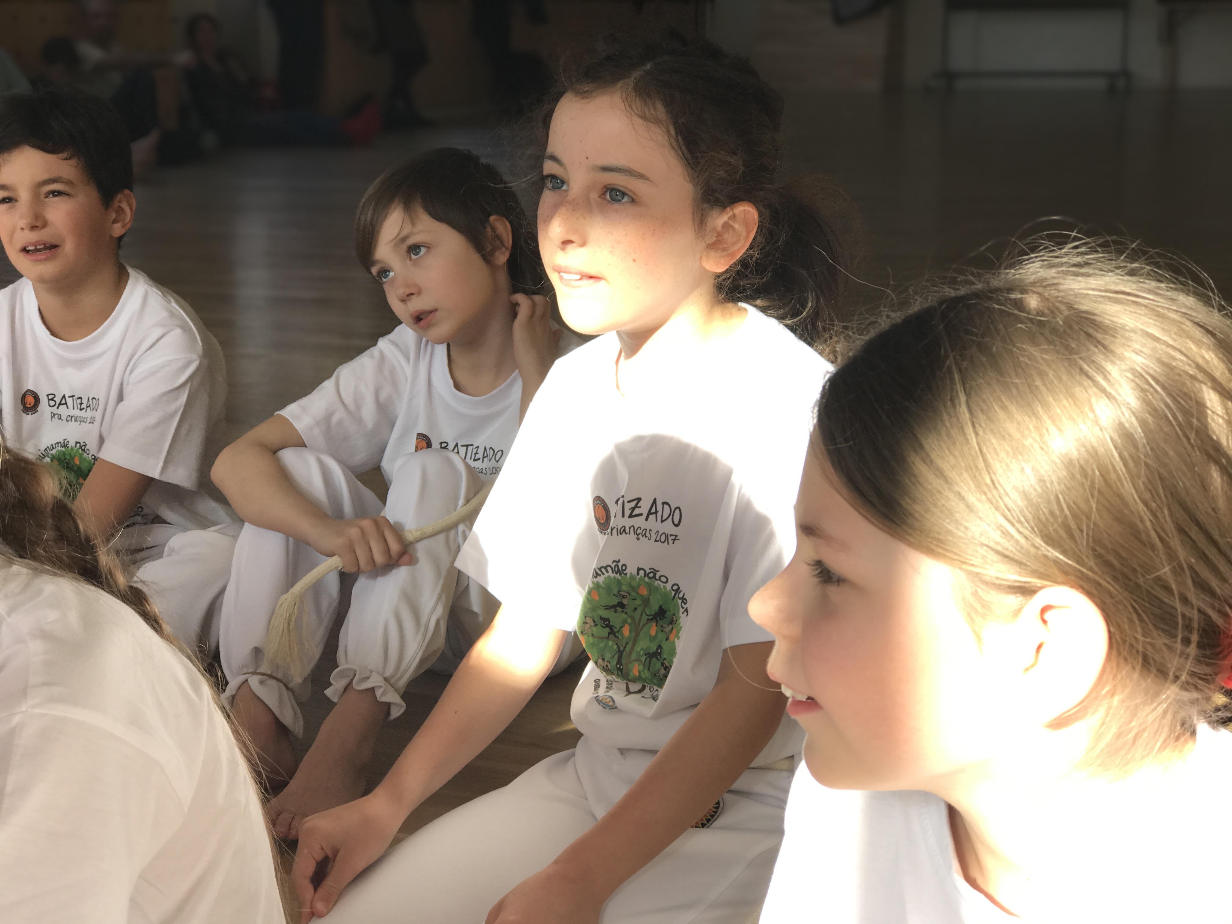 Capoeirando Kids 2