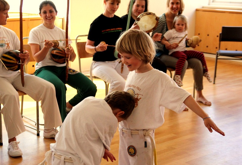 Capoeirando Stockholm Silvao