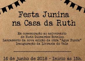 Encontraponto na Casa da Ruth