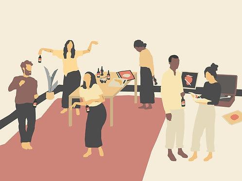 Ilustración #8 Guateque