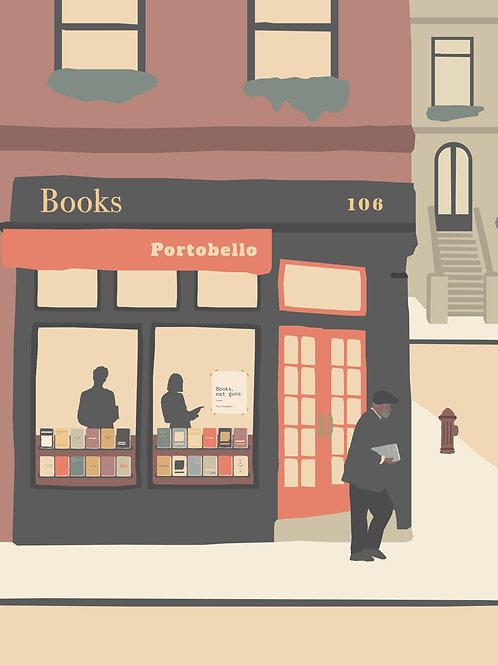 Ilustración #2 Portobello