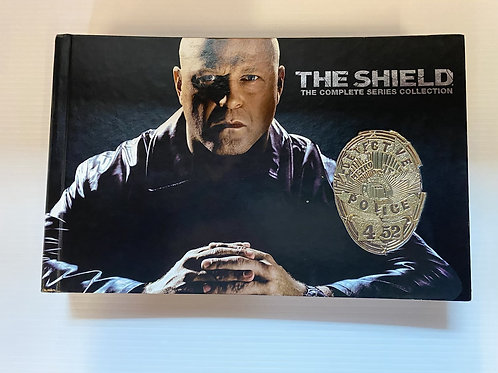 The Shield The Complete Collection Collector's Edition
