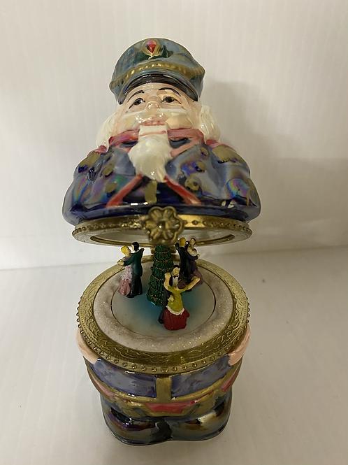 Music Box Style Ornament