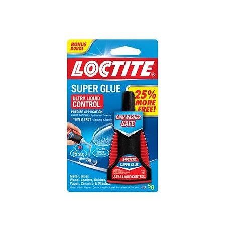 Loctite Ultra Liquid Control 5-gram Super Glue Clear Multipurpose Adhesive
