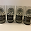Thumbnail: Novelty Drinking Glasses - set of 4