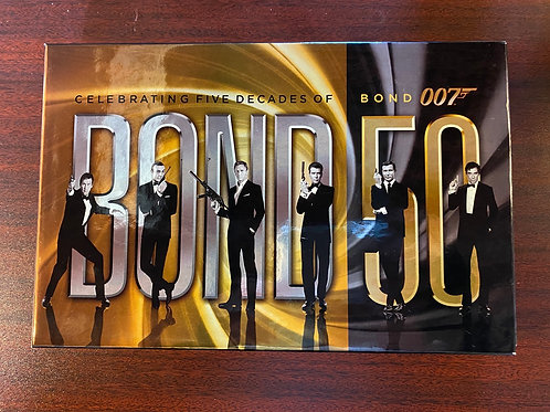 James Bond  -  22 DVD Set