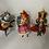 Thumbnail: Nutcracker Ornament - Set of 3