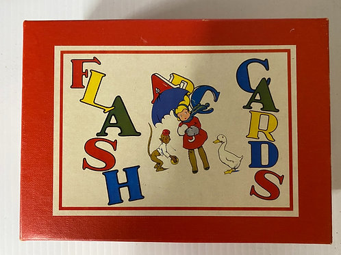 Cavallini & Co. ABC Flash Cards Cardboard