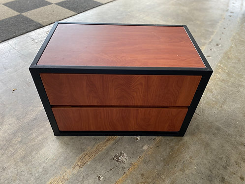Two Drawer Stackable Chest
