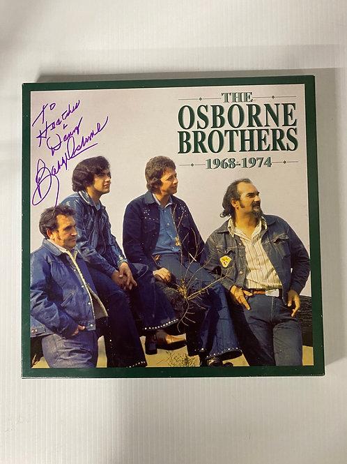 The Osborne Brothers 1968-1974 4 CD Set Book