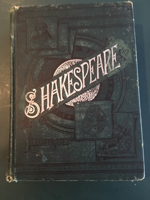 Shakespear - An Art Edition of the Most Popular Dramas