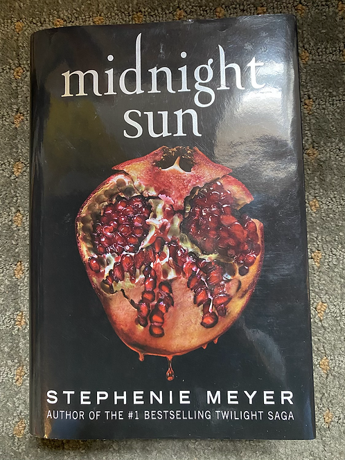 Midnight Sun by Stephanie Meyer