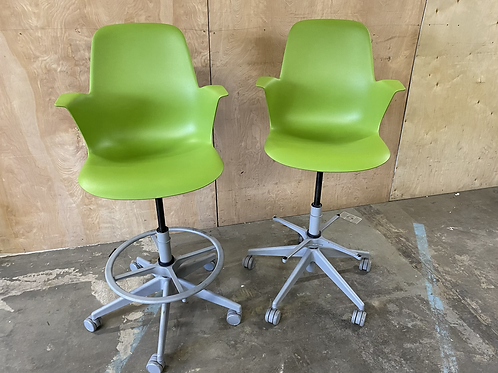 Steelcase Base Stool Office Chair - Set of 2