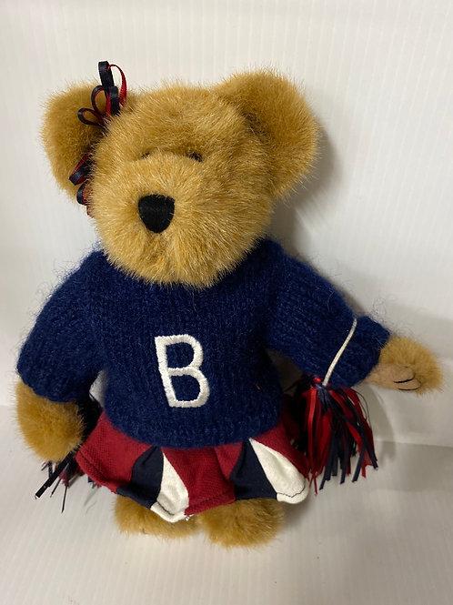 Boyds Bear - Cheer Bear Tami P. Rally