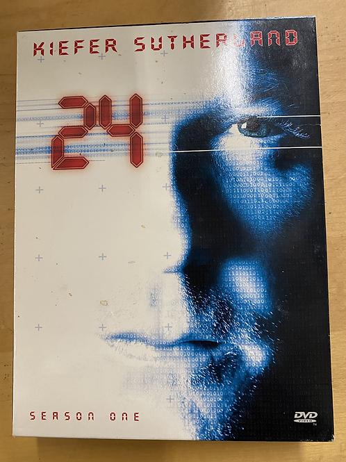 24 - DVD set