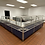 Thumbnail: Commercial Kitchen Serving Bar - U-shaped 18'x11'