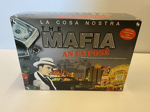The Mafia an expose - 10 VHS Tape Collection