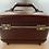 Thumbnail: Vintage American Tourister Train Case Hard Luggage