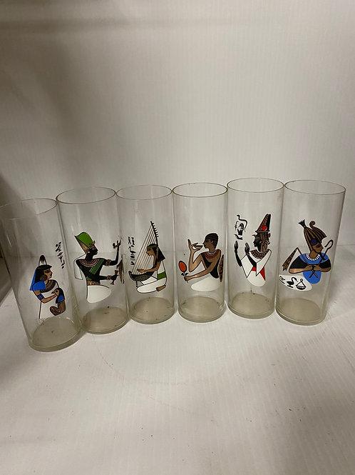 Set 6 of Glasses