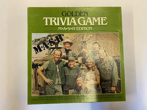 M*A*S*H Trivia Game