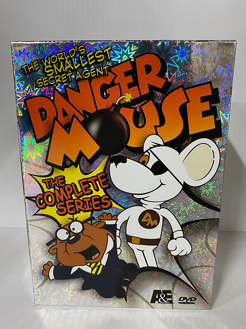 Danger Mouse DVD Set - The Complete Series