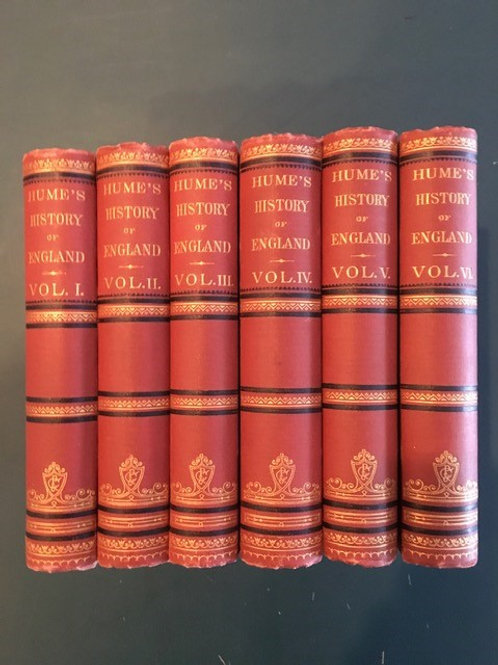 History of England by David Hume