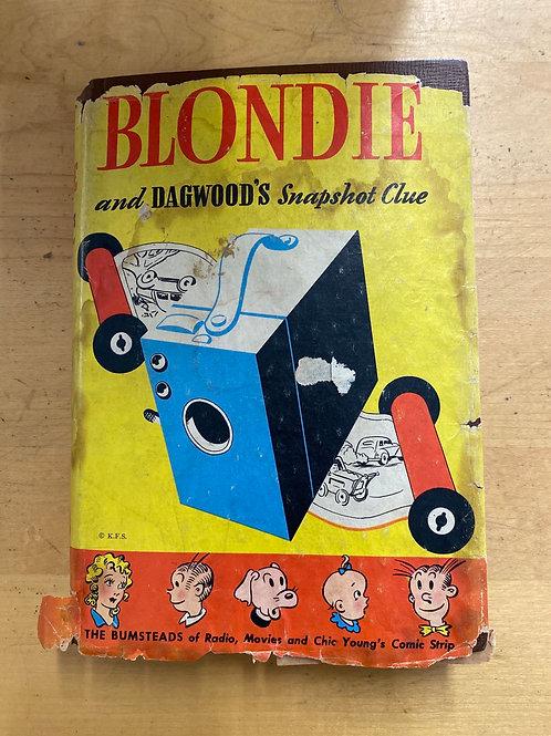Blondie and Dagwood's Snapshot Clue