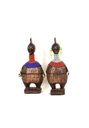 Maasai Status from Tanzania