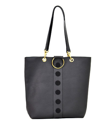 Maasai City Shopper - leather