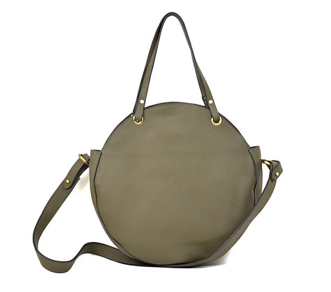 Fullmoon Shopper - leather