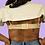 Thumbnail: Asymmetrical Satin Open back Cami  t shirt