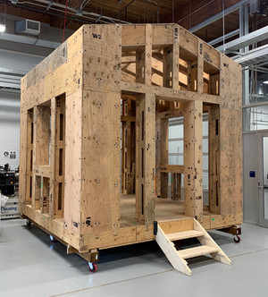 See the Sim[PLY] Framing System at Camosun Innovates