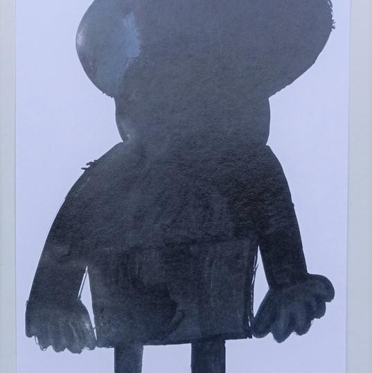 強壯大猩猩-張乃丰