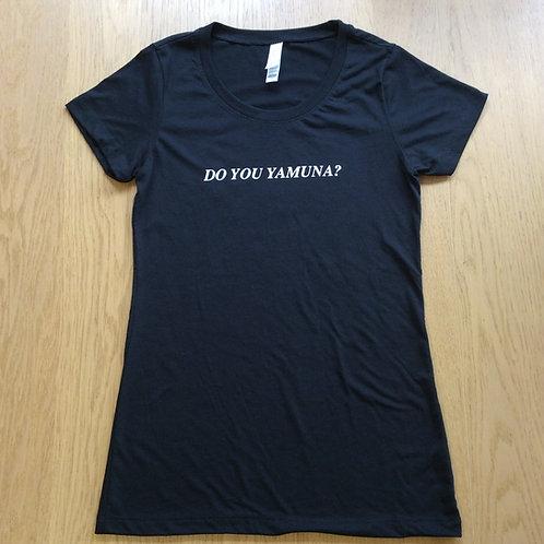 YAMUNAベーシックTシャツ