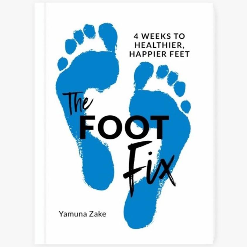 """6/20【ライブ配信あり】""""THE FOOT FIX"""" ワークショップ"""