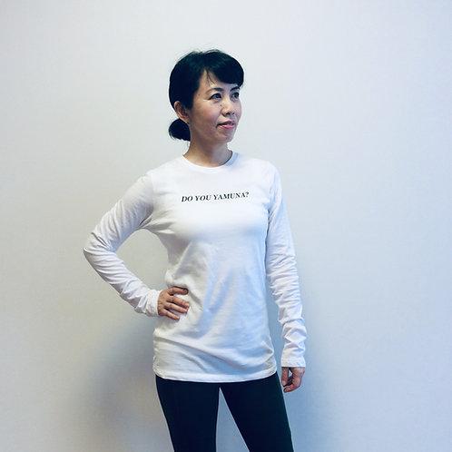 Jersey Long-Sleeve Tシャツ
