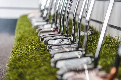 Putting lessons at Penrith Golf Hub, penrith, Cumbria