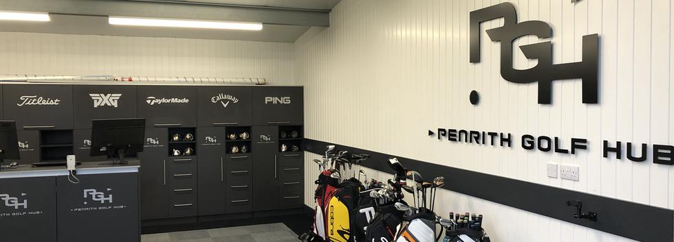 Penrith Golf Hub Custom Fitting Studio