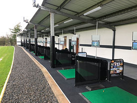 Penrith Golf Hub's Toptracer Driving Range