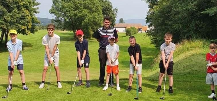 James Wilkinson Junior Coaching