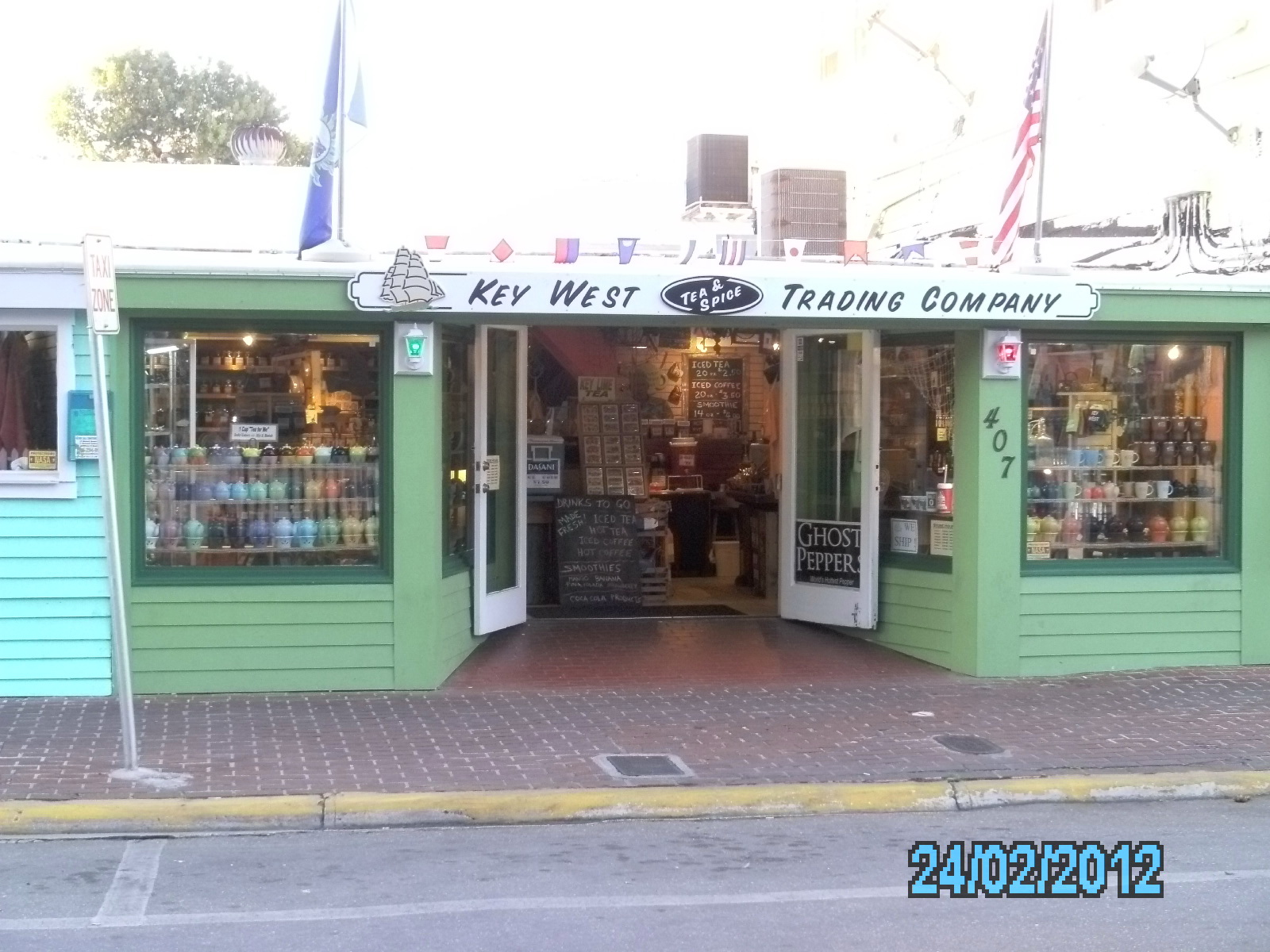 Coffee Store Key West