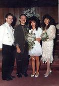 Bodo & Ingrid with Roy and Marlene, Vega