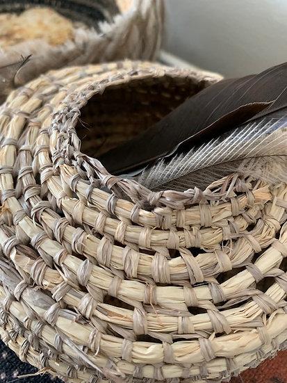 Coiled Rafia Baskets Sat 17 July 2021