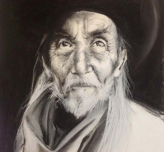 Drawing Portraits with Hettie Rowley Sat 19 & Sun 20 September 2020